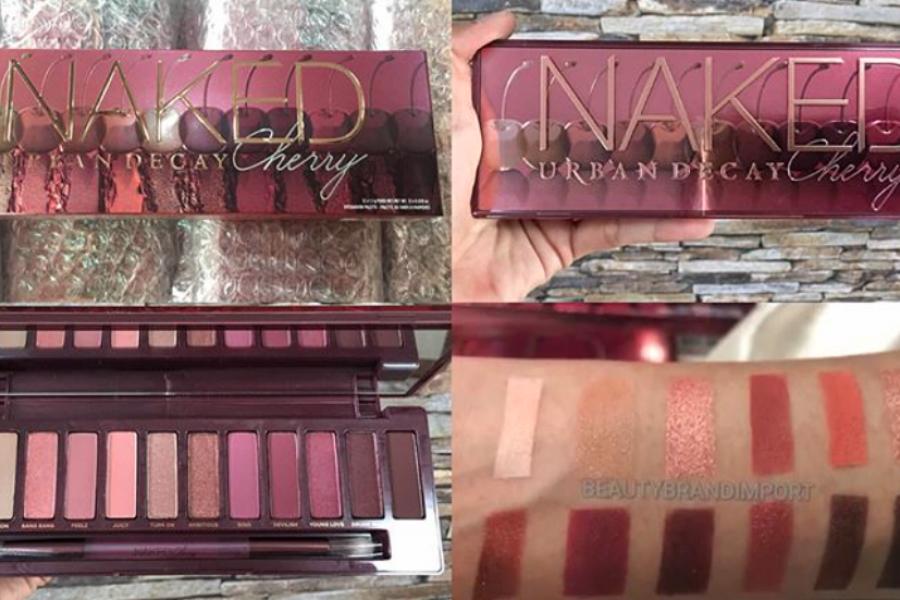 La Naked Cherry, nouveau must-have dUrban Decay