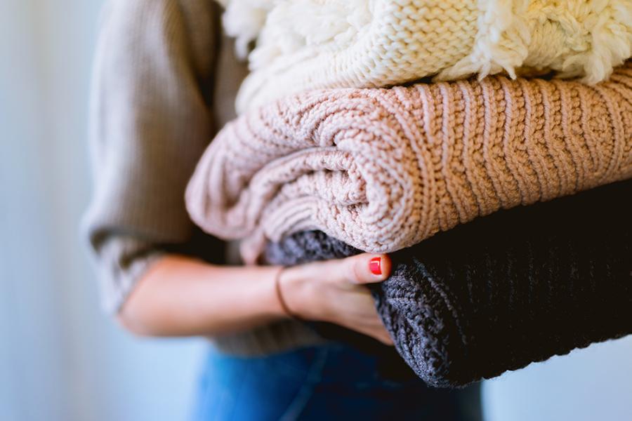Wollen trui