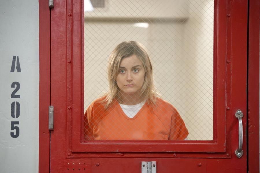 orange is the new black série Netflix