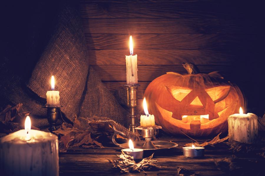 Halloween Belgique