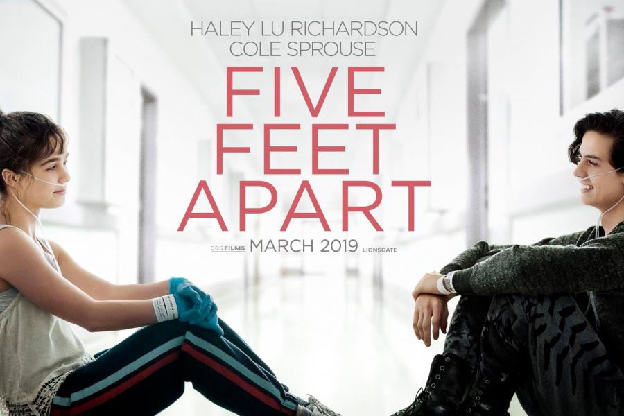 5 Feet Apart Le Film Qui Va Faire Pleurer Les Accros à