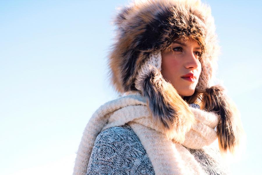 Verzorging huid winter