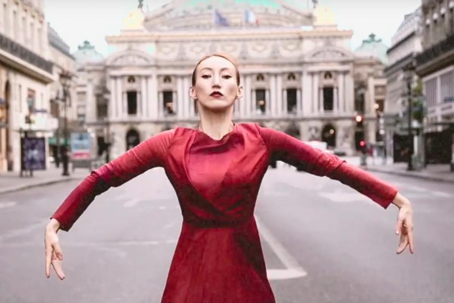 La France A Un Incroyable Talent La Prestation De Cette Danseuse Est Lourde De Sens