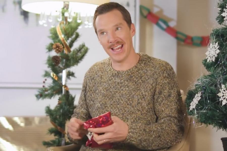 Fout kerstcadeau