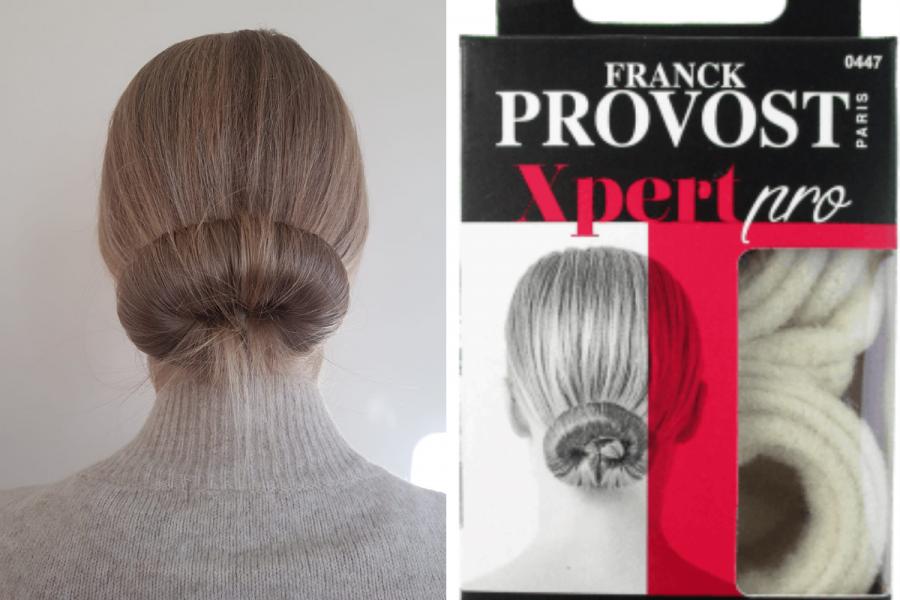 Beauty Lab On A Teste Le Easy Bun De Franck Provost Xpert Pro