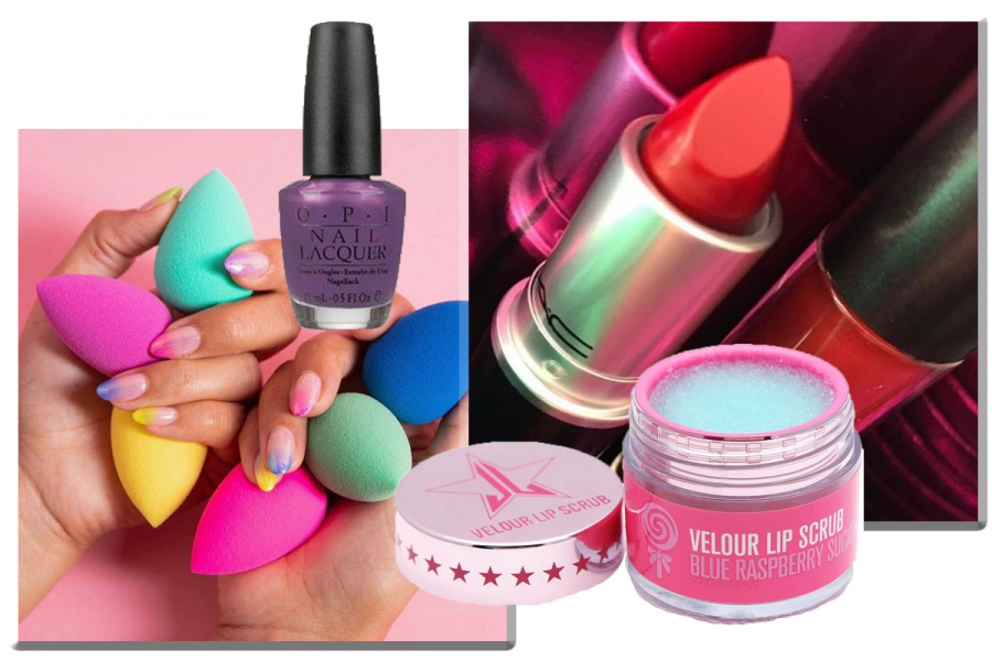 OPI/Beautyblender/MAC/Jeffree Star