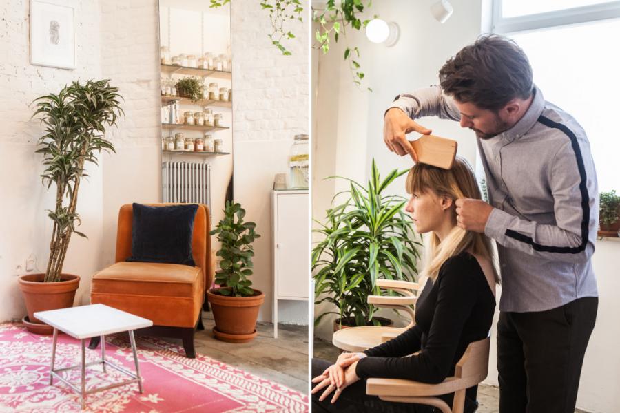 testÉ pour vous: un soin naturel chez clément, le coiffeur
