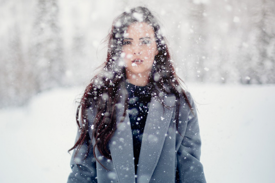 sneeuw verschrikkelijk