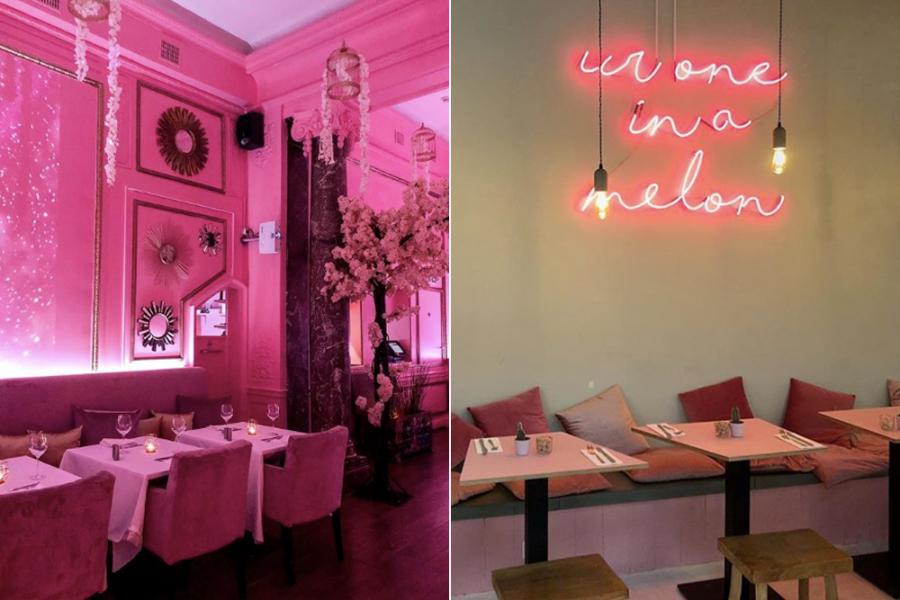 roze hotspots België