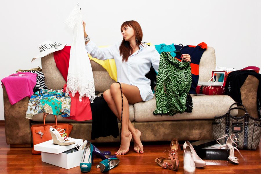 la clientèle d'abord vraie affaire énorme inventaire Vinted, le bon plan pour revendre vos fringues en ligne