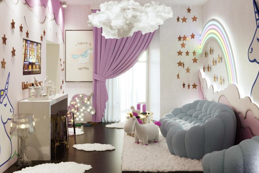 maison licorne
