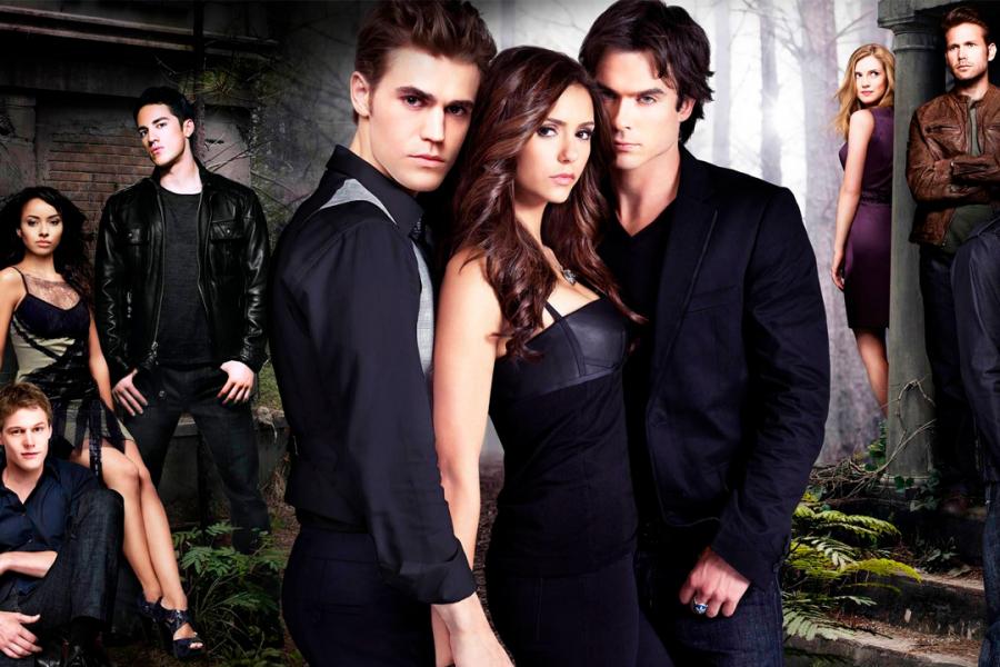 qui sort avec qui sur le Vampire Diaries