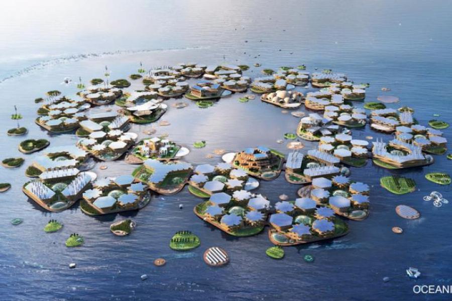 Oceanix - ONU Habitat