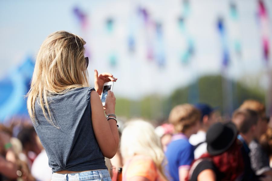 Tinder festival