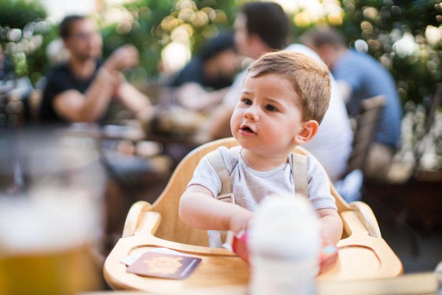 kids friendly restaurants