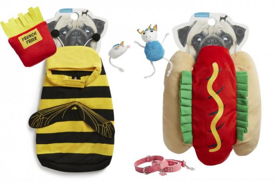 déguisements chiens