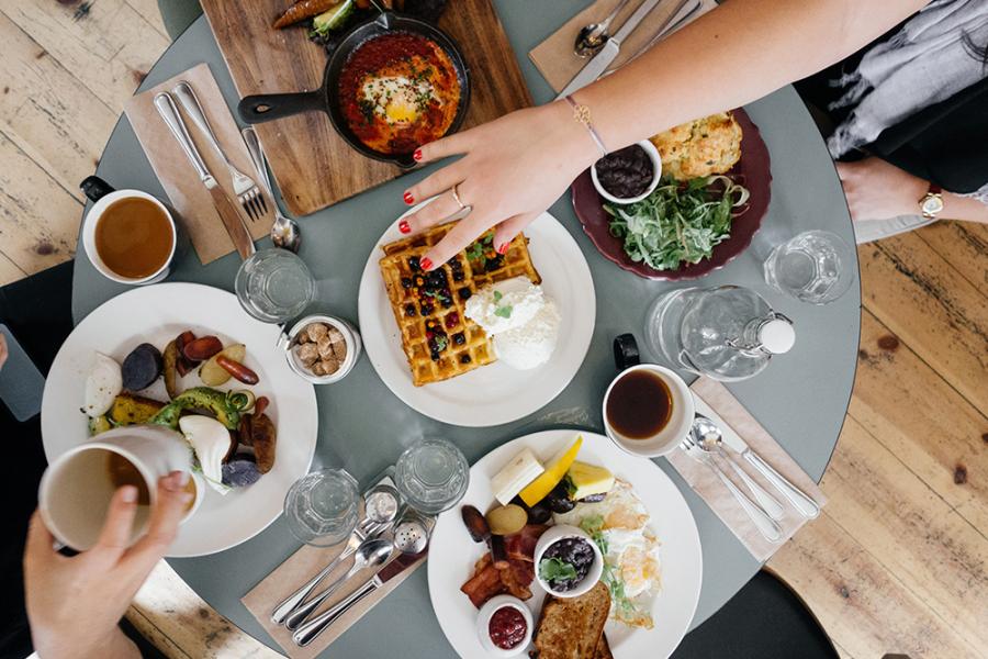 Lunchadresjes in Hasselt