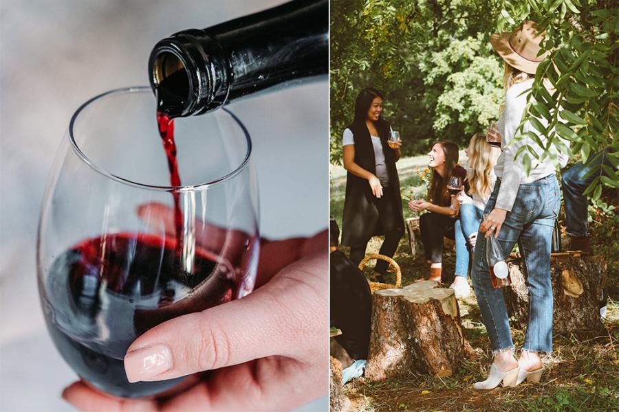 Wijnfestivals in Duitsland