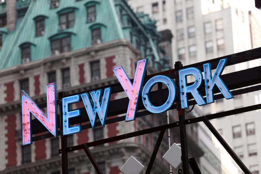 foto's New York