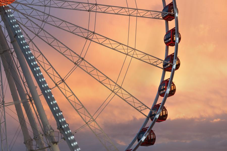 grande roue Bruxelles