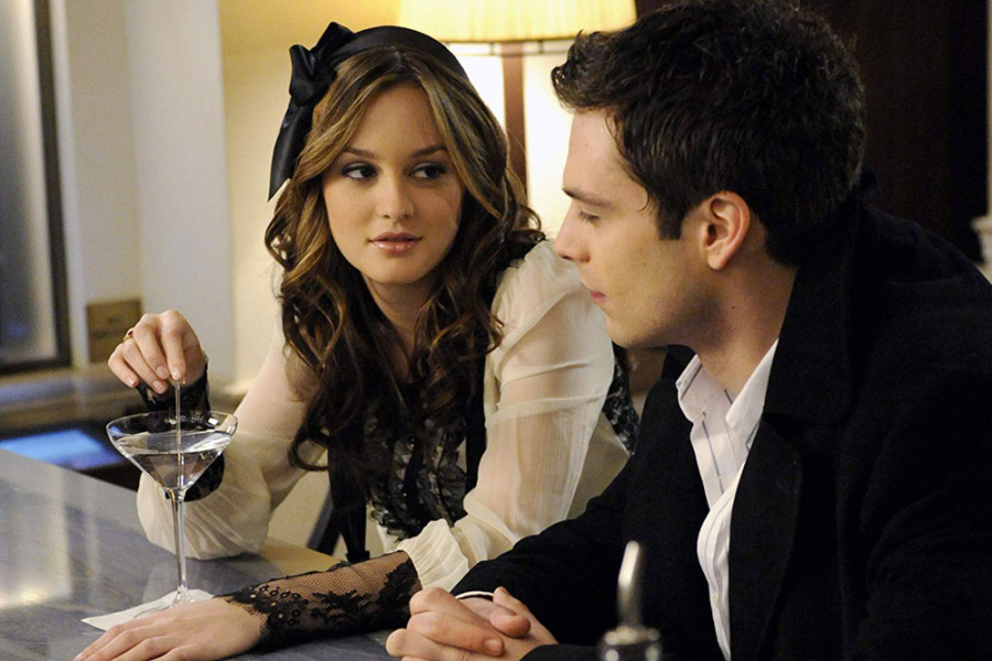 is Chuck en Blair uit Gossip Girl dating in het echte leven Speed Dating Essen IHK