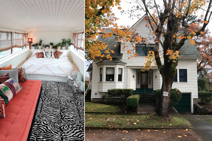 Airbnb filmlocaties