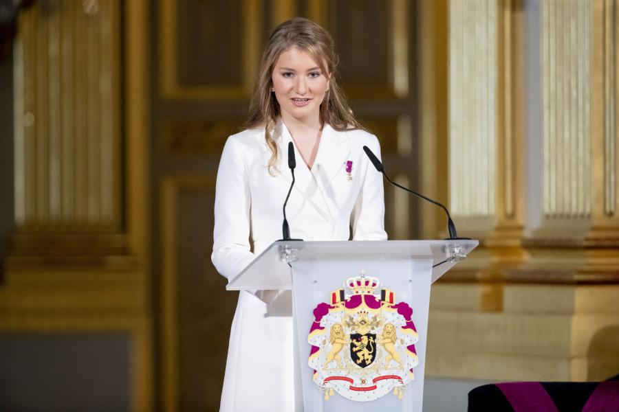 verjaardag prinses Elisabeth