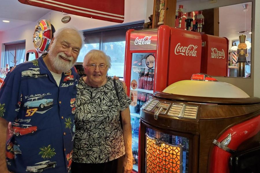 Bob et Annette - Fox News