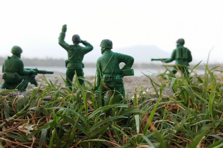 figurines soldates en 2020