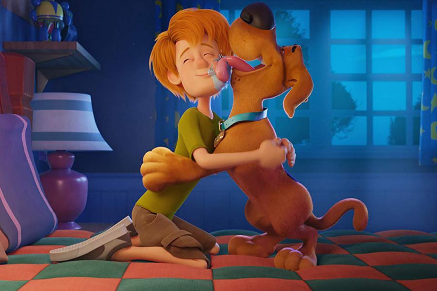 film Scooby-Doo trailer