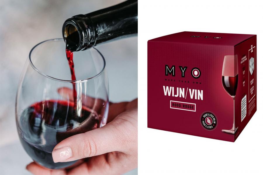 rode wijn maken