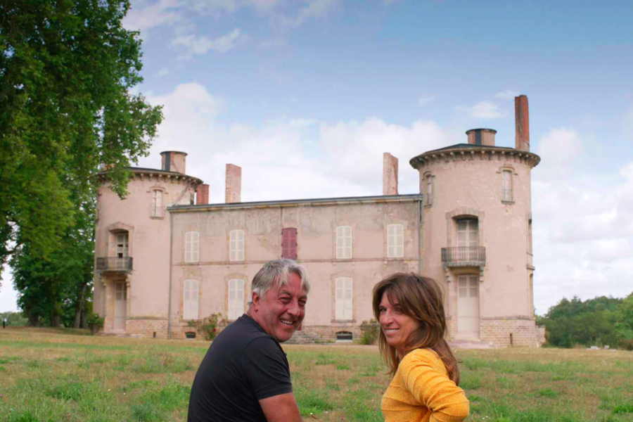 Na 'Chateau Meiland' Nu Ook 'Château Planckaert' In Nieuwe