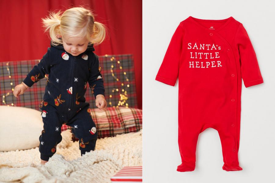 Kerstoutfits voor je baby