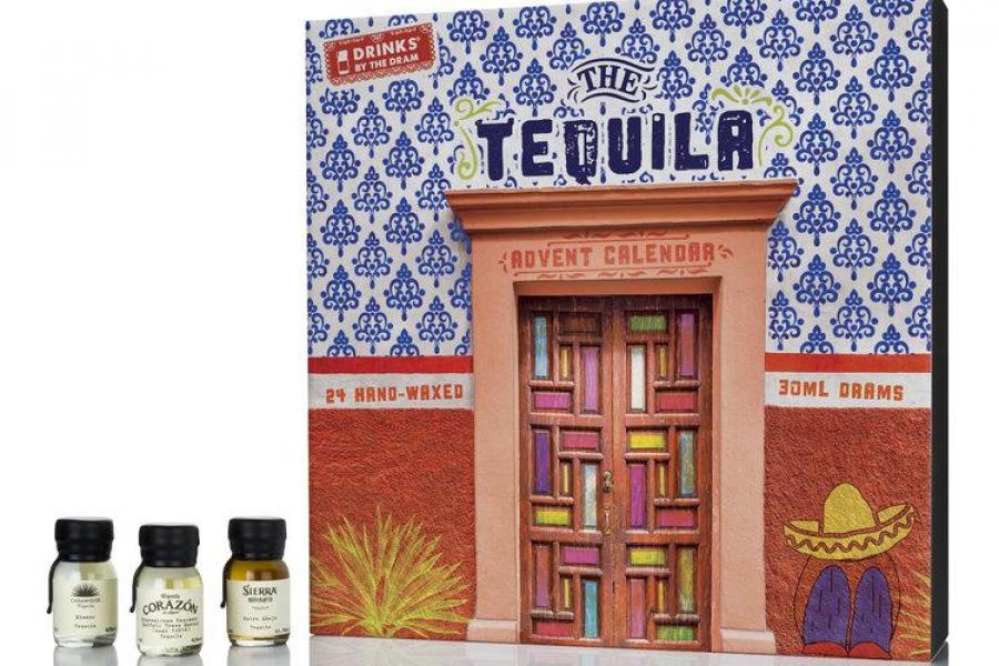 Calendrier de l'Avent tequila