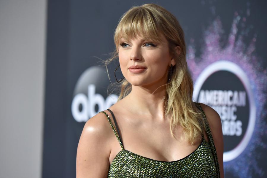 Taylor Swift kerstliedje