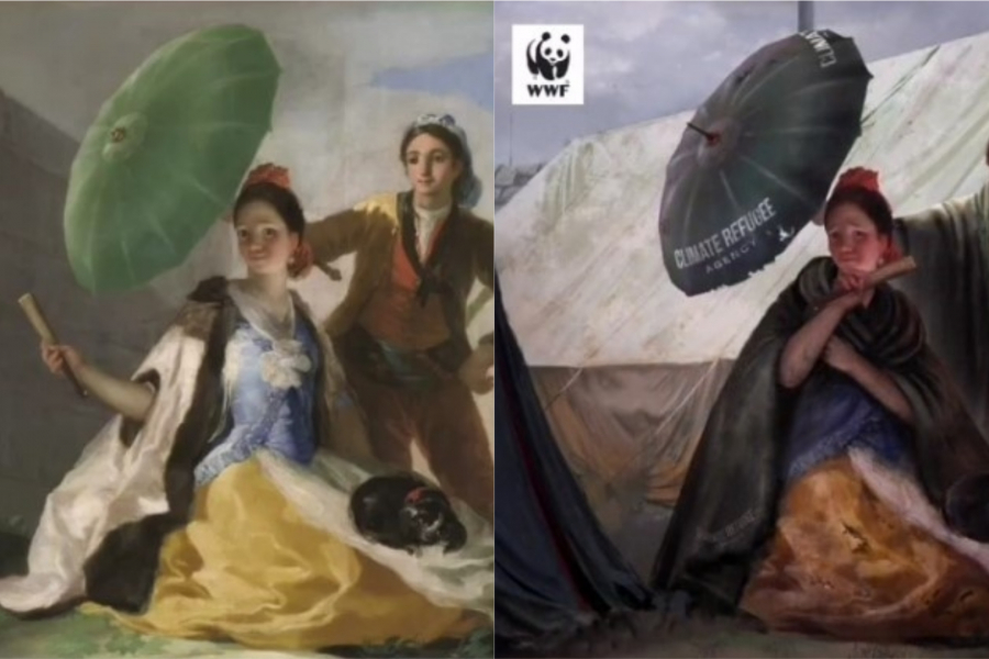 WWF x Musée Prado