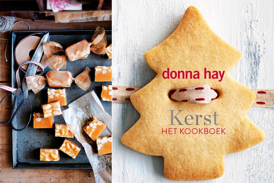 Donna Hay 'Kerst, Het Kookboek'