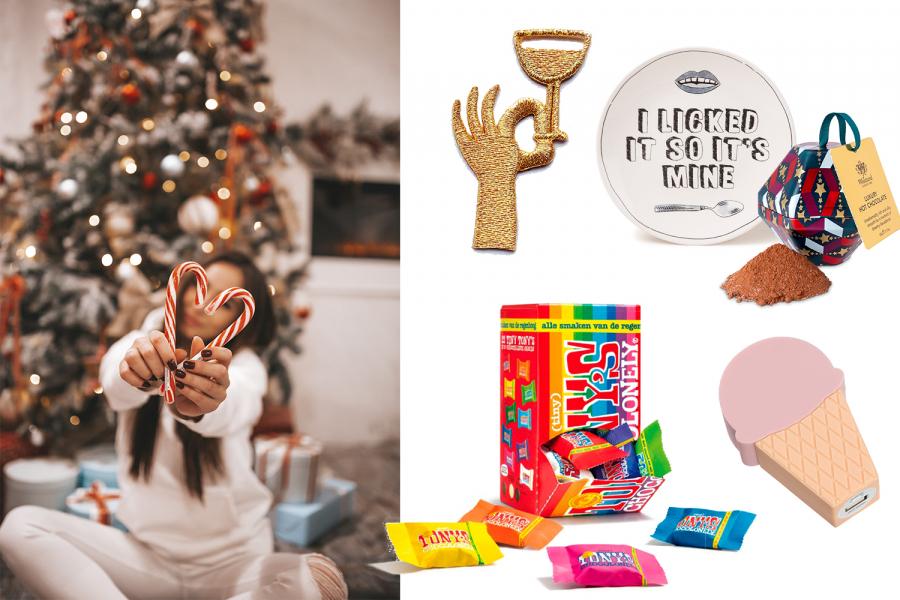 Kerstlijstje voor foodies