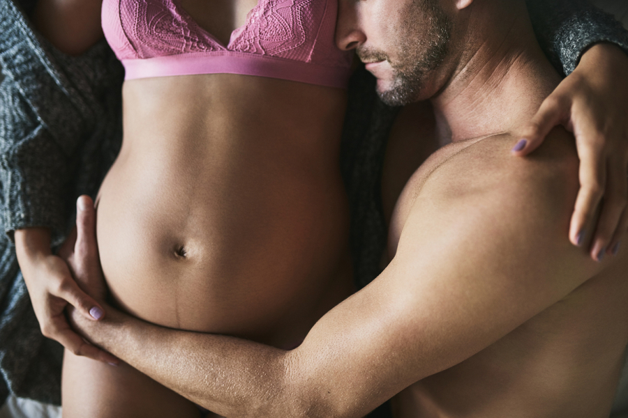 Seks als je zwanger bent