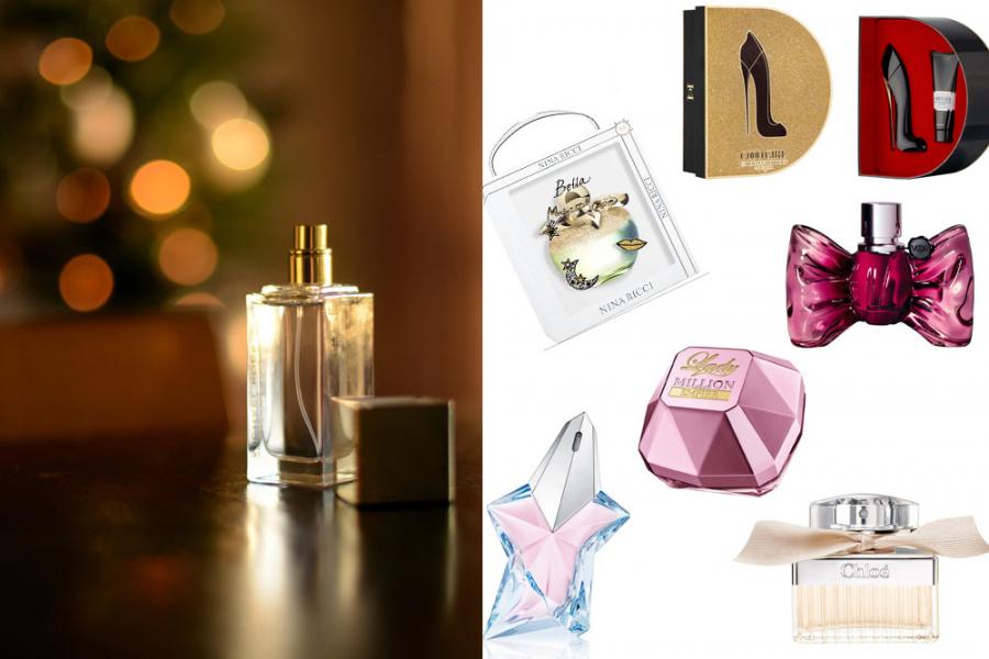 parfums kerst