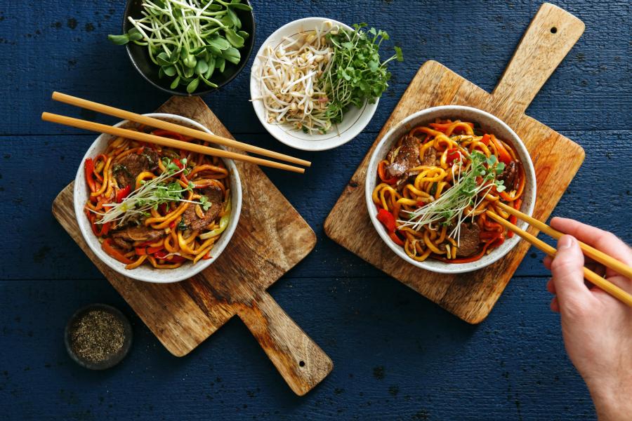 Restaurants asiatiques à Bruxelles