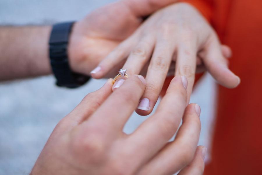Verwonderend Dit is de populairste dag om iemand ten huwelijk te vragen XM-36