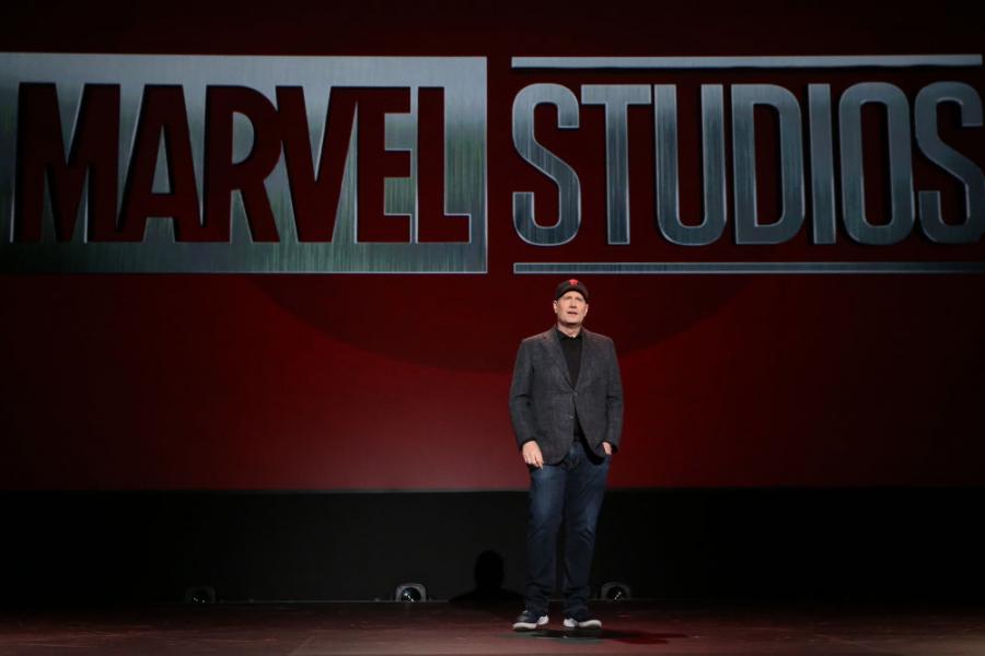 Kevin Feige Studios Marvel