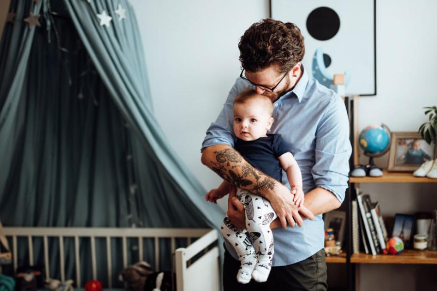 genderneutrale babykamers