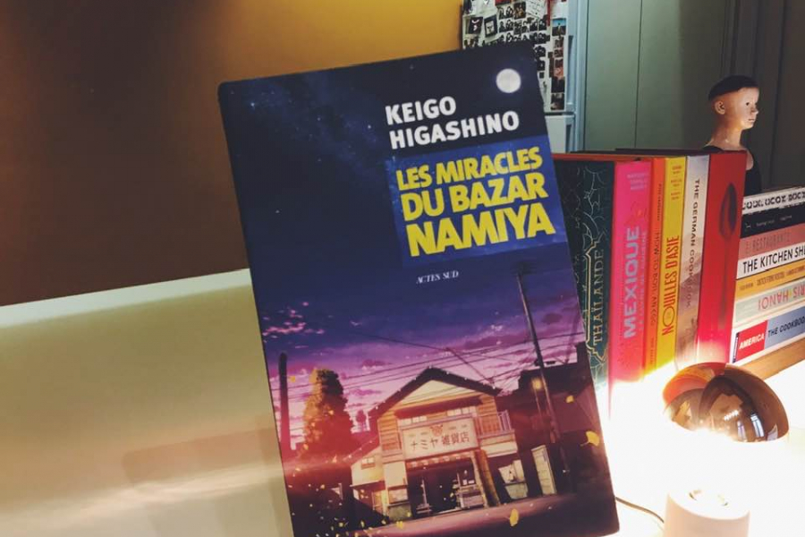 Les Miracles du Bazar Namiya - Flair Book Club