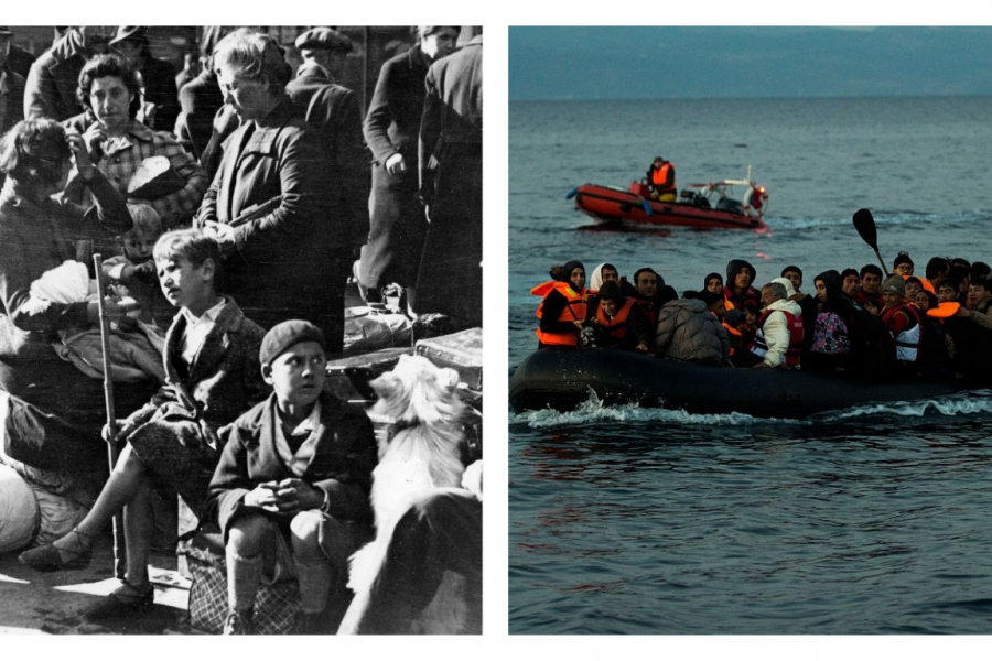 Migrants - Getty Images