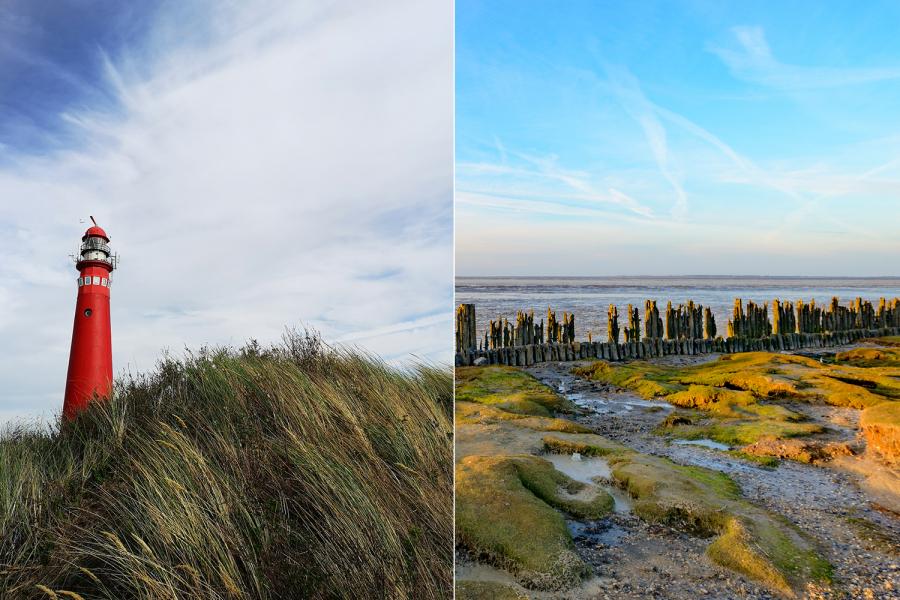 Friesland en de Waddeneilanden