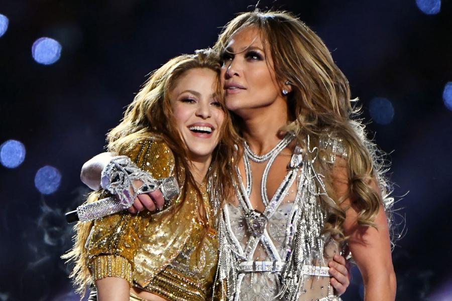 Shakira en J.Lo