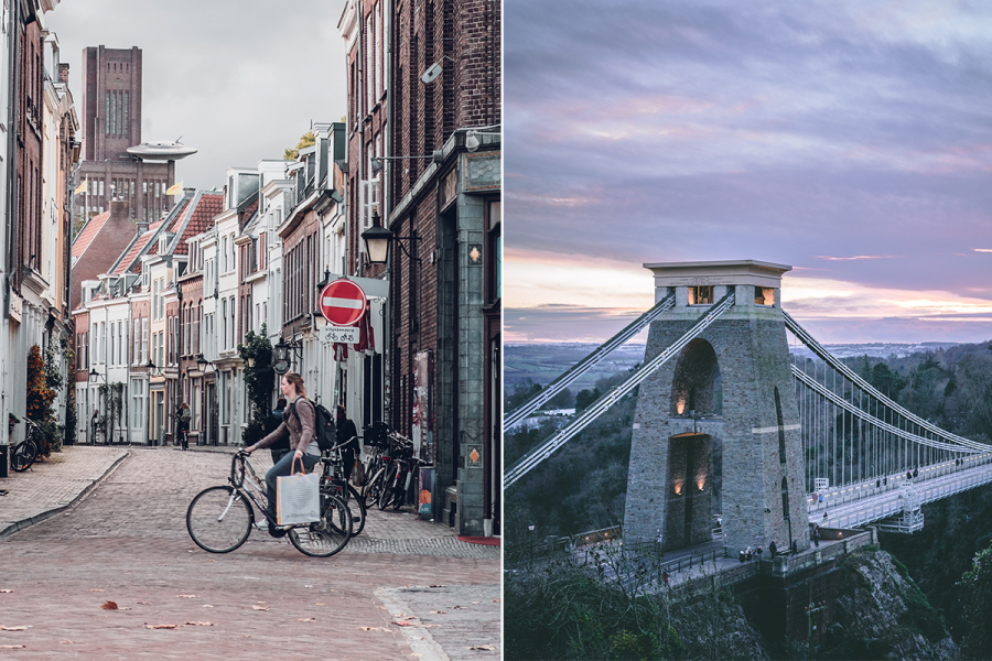 fietsvriendelijke steden
