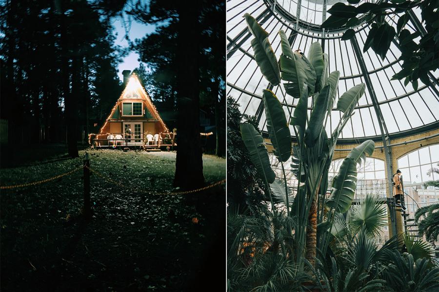 lieux romantiques